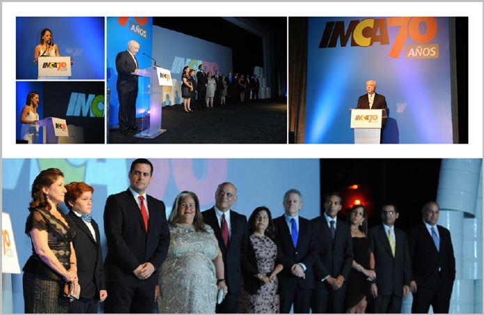70 aniversario de IMCA