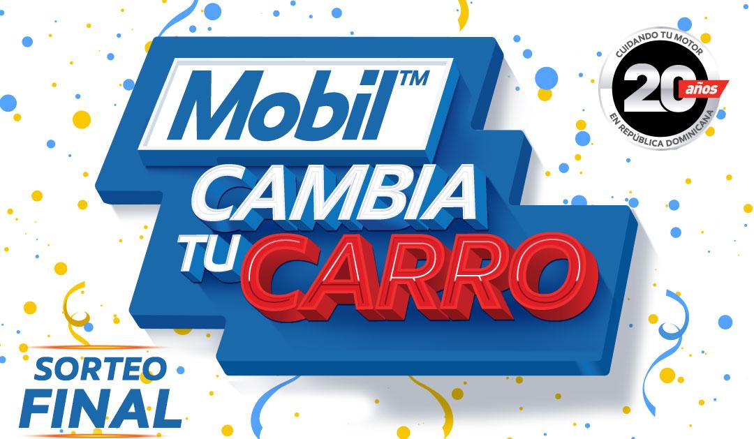 SORTEO FINAL PROMOCIÓN MOBIL CAMBIA TU CARRO