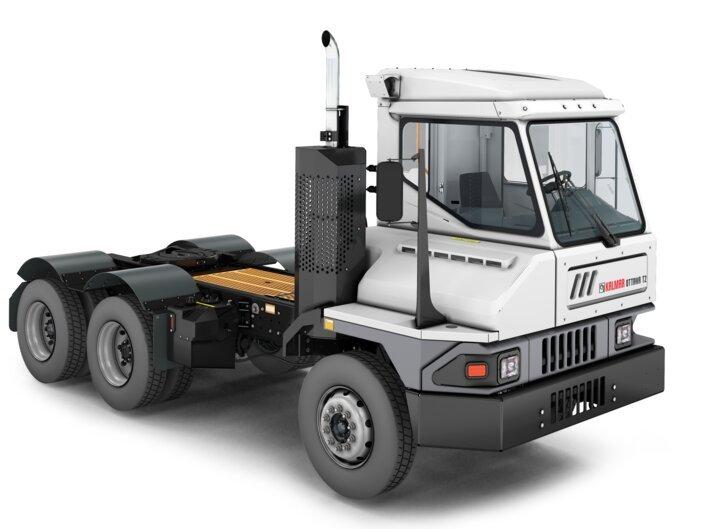 Tractor de Terminal