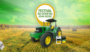 Festival de Ofertas John Deere 2021