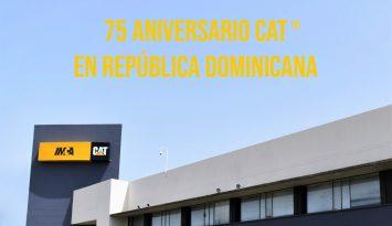 75 Aniversario Cat®